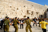 Dancing at the Western Wall
